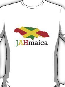 JAHmaica BLK T-Shirt