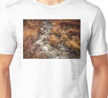 Golden Falls Unisex T-Shirt