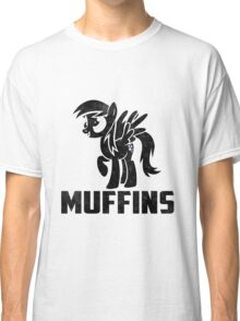 Derpy Hooves - Muffins Classic T-Shirt