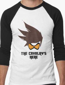 The Cavalry's Here - Light Men's Baseball ¾ T-Shirt