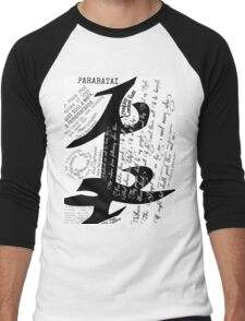 Parabatai Rune with quotes and Oath Men's Baseball ¾ T-Shirt