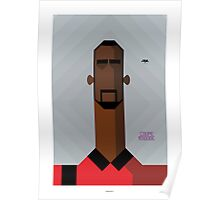 Vital N'Simba - one of the best future football player Poster