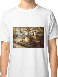 Pharmacy - The source of my headache  Classic T-Shirt