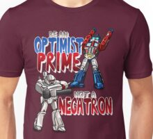 Optomist Prime Unisex T-Shirt