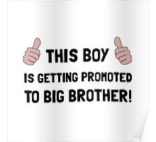 Promoted To Big Brother Poster