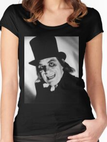 London After Midnight Women's Fitted Scoop T-Shirt