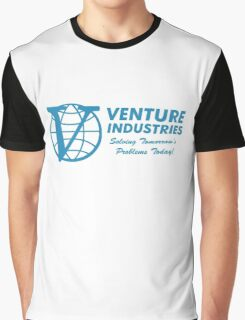 Venture Industries - Solving Tomorrow's Problems Graphic T-Shirt