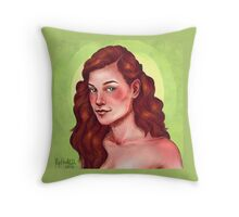Lily Evans Throw Pillow