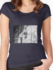 Rubix & Revelations Women's Fitted Scoop T-Shirt