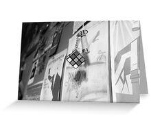 Rubix & Revelations Greeting Card
