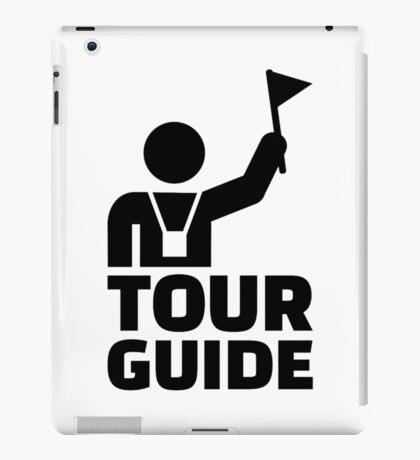 Tour guide iPad Case/Skin