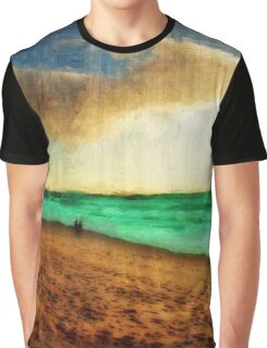 The Varied Textures of Paradise  Graphic T-Shirt