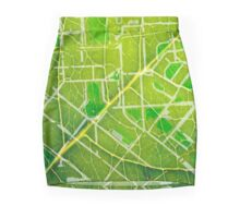Kallio, Green Rock Mini Skirt
