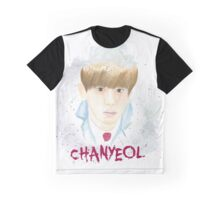 Chanyeol Graphic T-Shirt