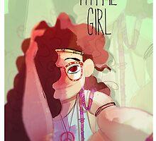 Hippy girl by francescomalin