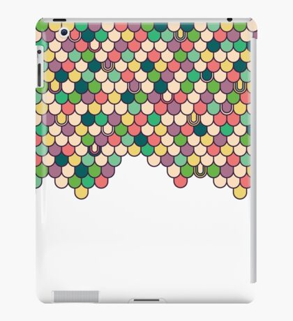 Fish Scale iPad Case/Skin