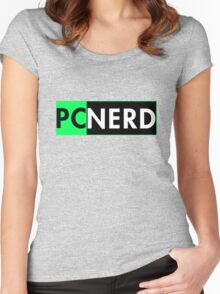 Pc Nerd Women's Fitted Scoop T-Shirt