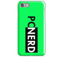 Pc Nerd iPhone Case/Skin