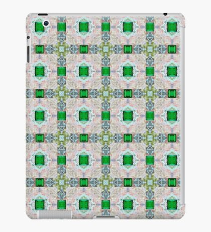 Jewelry Box:  Emerald iPad Case/Skin