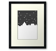 Fish Scale Framed Print