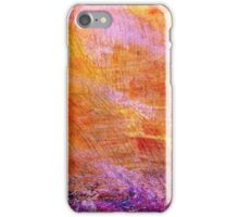 Sometimes with the heart iPhone Case/Skin