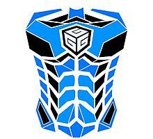 GadgetTribe Armor Photographic Print