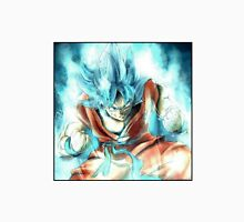 Dragon ball - Goku SSJ blue Unisex T-Shirt