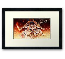 aladdin et alibaba Framed Print