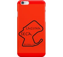 Laguna Seca Phone Case iPhone Case/Skin