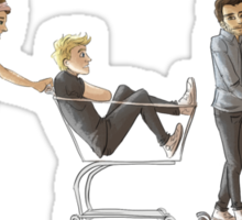 Where We Are Tour - One Direction Sticker