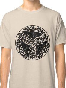 celtic birds Classic T-Shirt