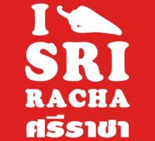 I Chili [Love] Sriracha Kids Tee