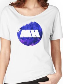 MH Circle Graphic Women's Relaxed Fit T-Shirt
