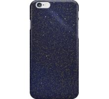 Goldstone background  iPhone Case/Skin