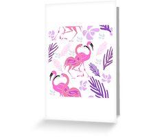 Hand drawn seamless pattern. Summertime. Greeting Card