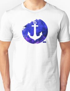 Anchor graphic centred T-Shirt