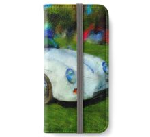 Porsche 356 Speedster iPhone Wallet/Case/Skin