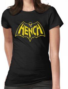 Monarch Henchmen Logo Womens Fitted T-Shirt