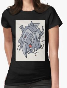 Off the grid                         ( TB 24 ) Womens Fitted T-Shirt
