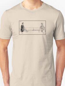 Ping-Pong. Unisex T-Shirt