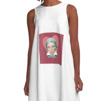 Bae-thoven A-Line Dress