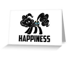Pinkie Pie - Happiness Greeting Card