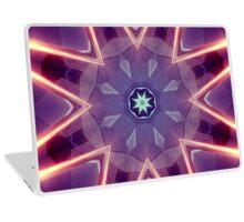 Sci-Fi Flower Kaleidoscope Laptop Skin