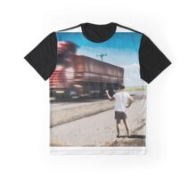 Buddy, can you give me a ride Graphic T-Shirt
