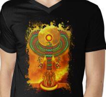 Phoenix Rising Mens V-Neck T-Shirt