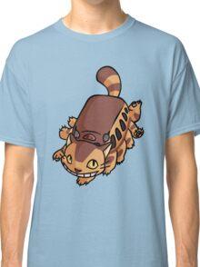 Catbus - Tonari no Totoro Classic T-Shirt