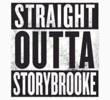 Straight Outta Storybrooke One Piece - Short Sleeve