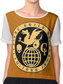 The Venture Brothers - Guild of Calamitous Intent Chiffon Top