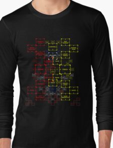 The Machine in Progress version 5.13 Final Version  Long Sleeve T-Shirt