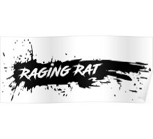 Raging Rat Poster